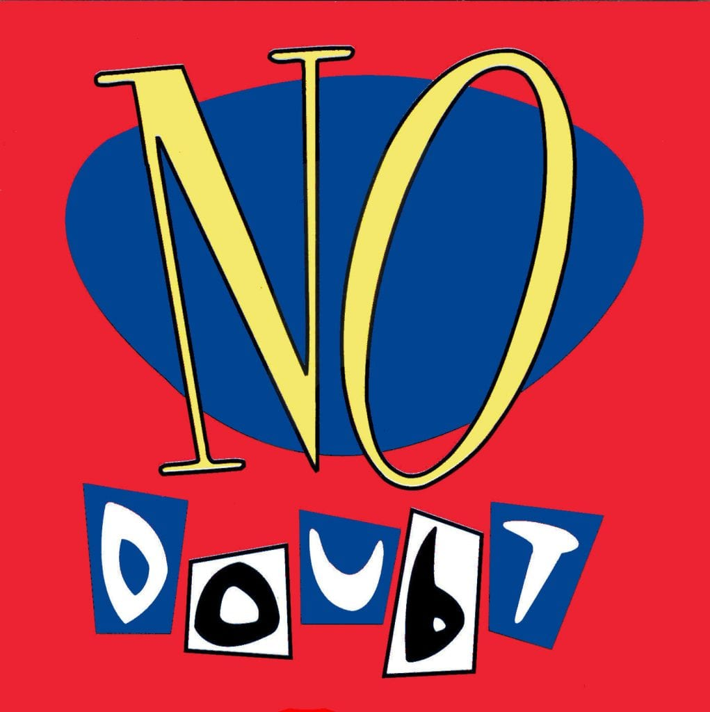 No Doubt Self-titled First Album
